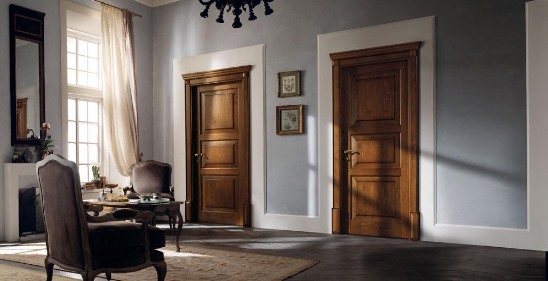 Porte in legno | Showroom Mengoli