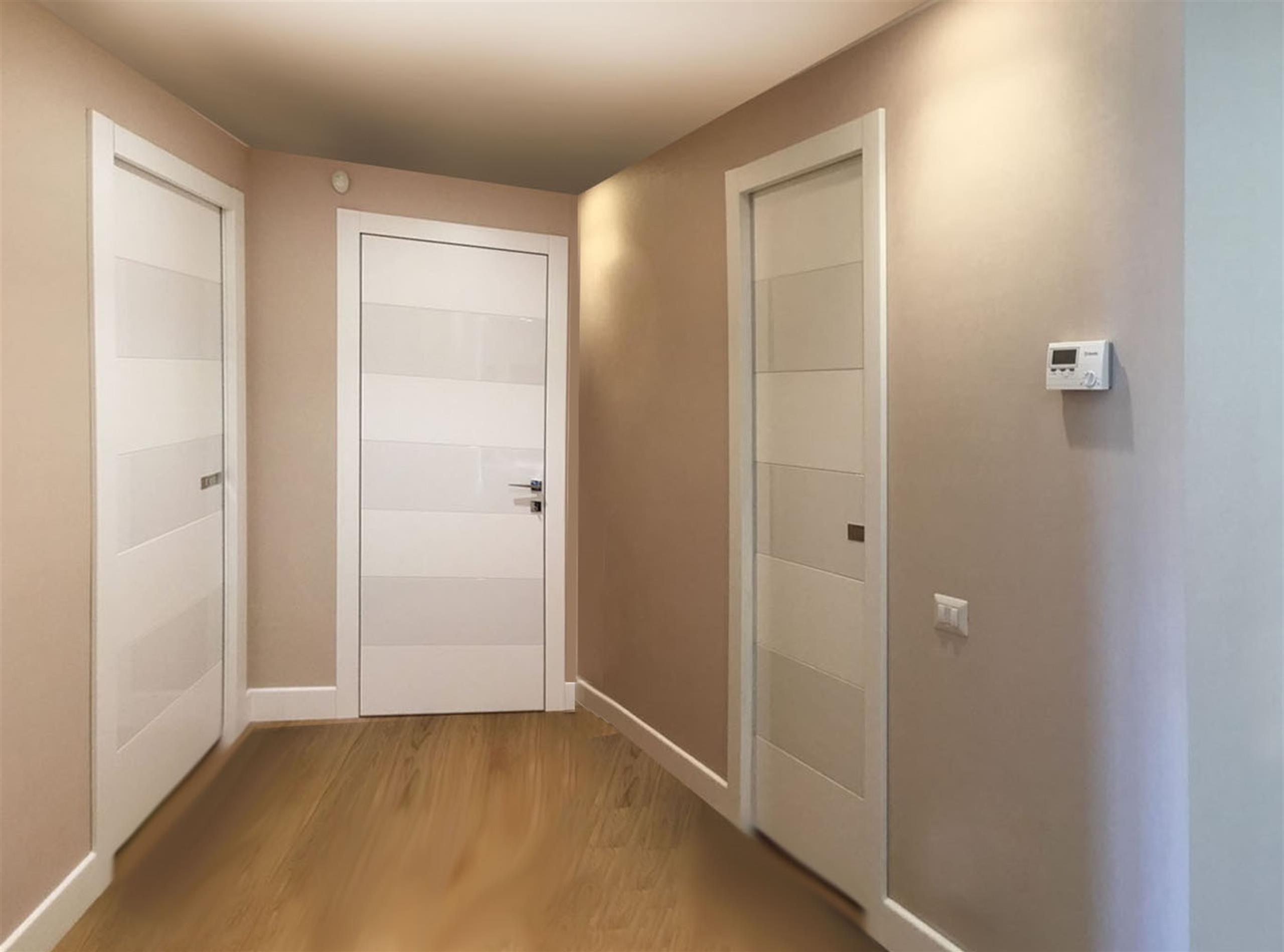 Porte Bianche Con Vetro